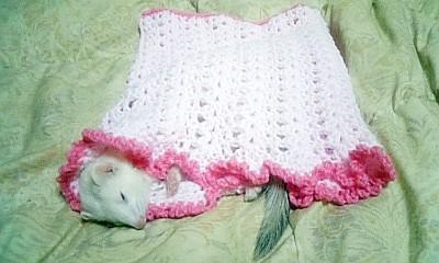 手編みの潜りモノ☆