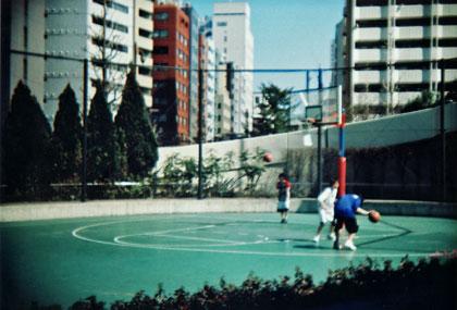 都会の公園