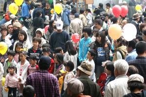 都筑区民祭り1