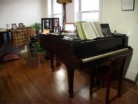 エドワード・サイード ピアノ