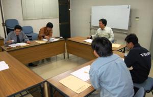 青年部全体会議(09.0410)