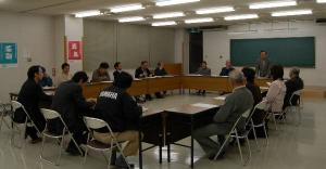 作州津山商工会第2回久米地区運営会議
