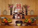 沖縄仏壇(トートーメー)