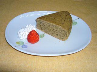 紅茶のケーキ1