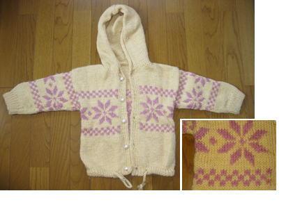 子供用セーター2