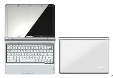 レノボ、12.1型ネットブックIdeaPad(アイデアパッド) S12を発表