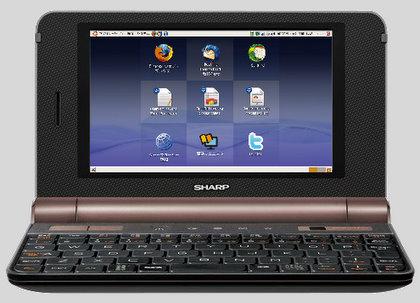 SHARP(シャープ)NetWalker(PC-Z1)リンク集