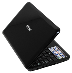 MSIからWind Netbook U100 Lightが発表