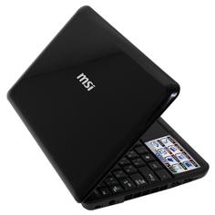 MSIからWind Netbook U100 Lightが発表