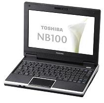 東芝NB100