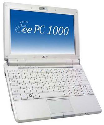 Eee PC(イーピーシー) 1000H-X