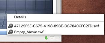 SWFファイル ダウンロード Firefoxアドオン