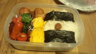 右京のお弁当