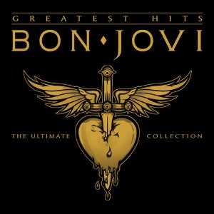 BON JOVI「GREATEST HITS - THE ULTIMATE COLLECTION」