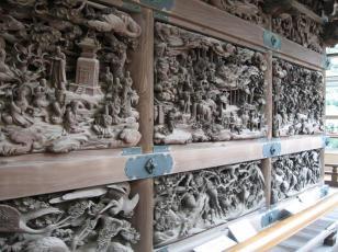 帝釈天彫刻ギャラリー