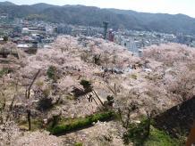 鶴山公園9