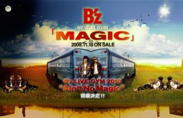 MAGIC&LIVE-GYM告知