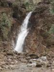 馬籠宿に向かう峠辺りにある女滝