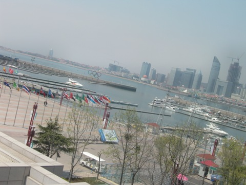 オリンピック会場