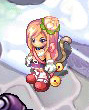 ピンク基本ヌコMさん