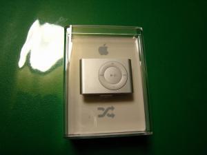 iPod shuffle1