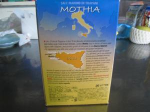 サーレ・インテグラーレ・フィーノ「MOTHIA」イタリア、シシリー島の海塩・細粒塩2、SICILIA、SALE MARINO DI TRAPANI