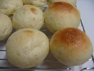 マーマレードと栗のパン