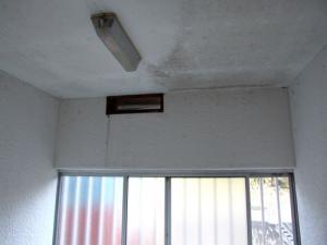ひどい天井