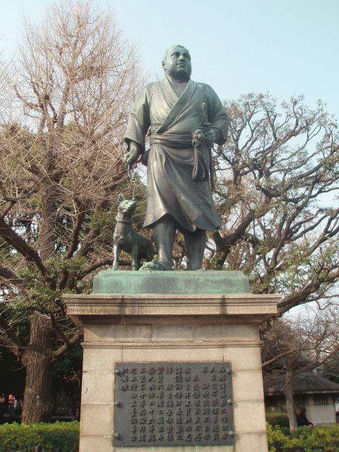 西郷さんIN上野