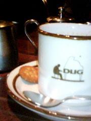 DUGコーヒー