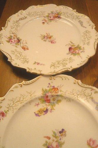 ヴィクトリアンの皿