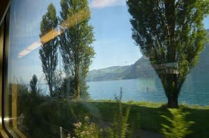 メンリッヒェン途上 世界の車窓から