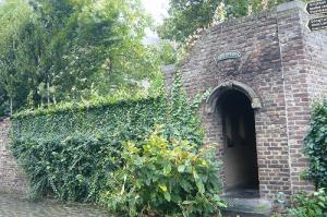 マーストリヒト 祠のある壁