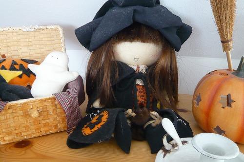 スナコちゃんin2008ハロウィン