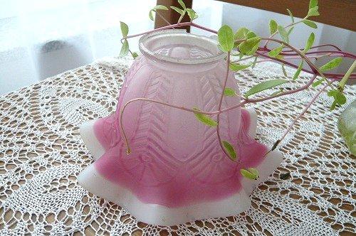 クランベリーガラス