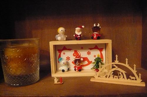 クリスマス ミニチュア