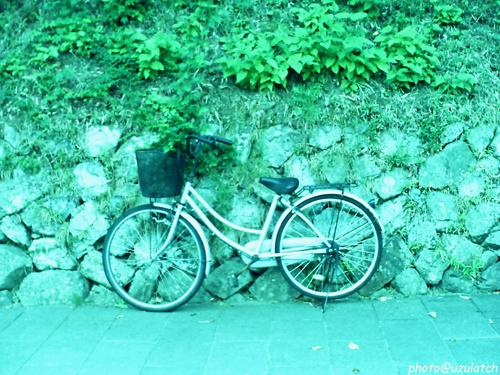 エメグリの自転車