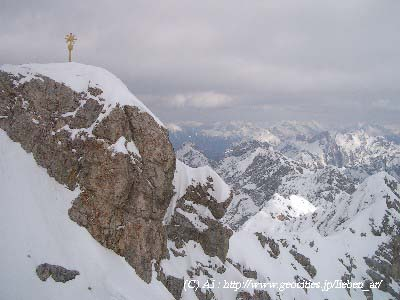 Germany highest mountain