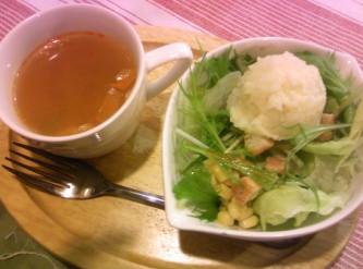 あるくサラダ&スープ