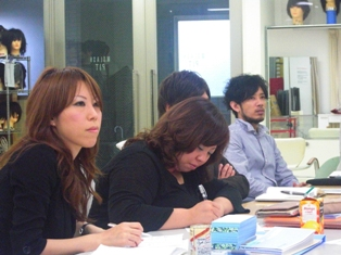 M.SLASH & VINGT NAIL 店長会議