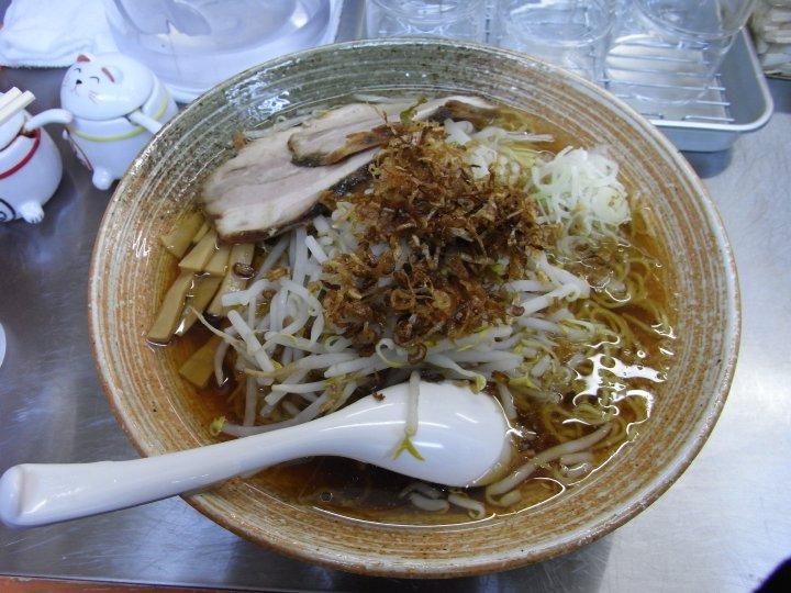 覆面(醤油)