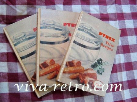 Pyrex Prize Recipe
