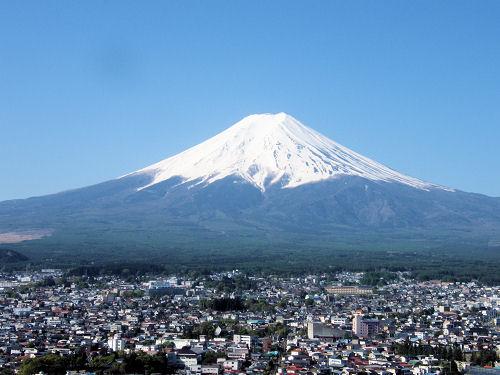 これからも見せます「富士山」