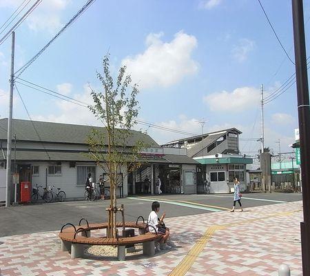 satte station mae hiroba