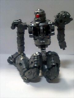MGザク骨格2