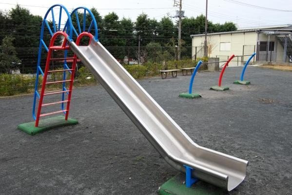 空っぽの公園