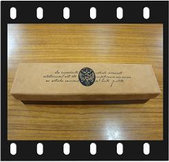 オフィス福井チョコ外箱