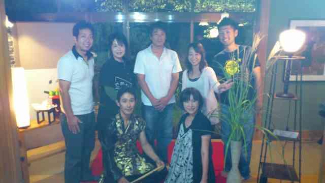 20110917 阿部一成さんコンサート1