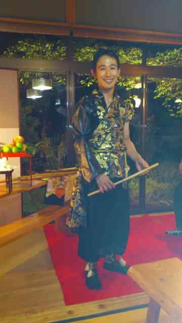 20110917 阿部一成さんコンサート2