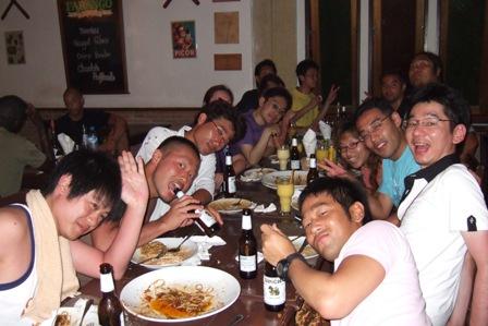 GW Furango zinbei party
